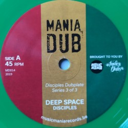 Disciples - Deep Space 7""