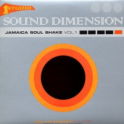 Sound Dimension ‎– Jamaica...