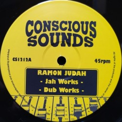 Ramon Judah - Jah Works 12""