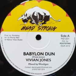 Vivian Jones - Babylon Dun 12""