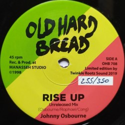 Johnny Osbourne - Rise Up 7""