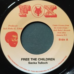 Sacka Tulloch - Free The...