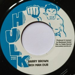 Barry Brown - Rich Man Poor...