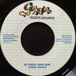 Dennis Brown - In Their Own...