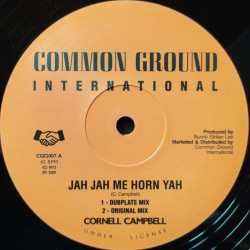Cornell Campbell - Jah Jah...