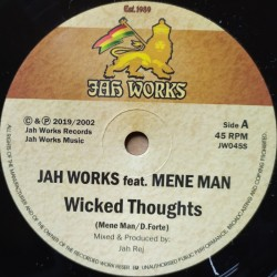 Mene Man - Wicked Thoughts 7""