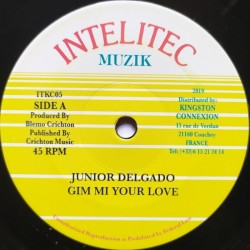 Junior Delgado - Gim Mi...