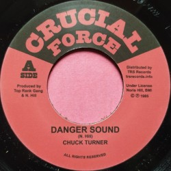 Chuck Turner - Danger Sound 7""