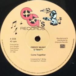 Freddy McKay & Trinity -...