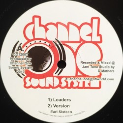 "Earl Sixteen - Leaders 12"""