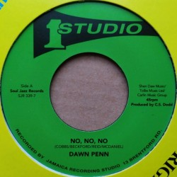 Dawn Penn - No No No 7""