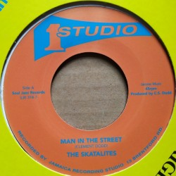 The Skatalites - Man In The...