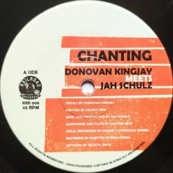 Donovan Kingjay - Chanting 7""
