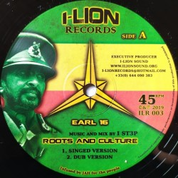 Earl 16 - Roots And Culture...