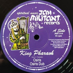 King Pharaoh - Osiris 12""