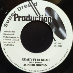 Junior Brown - Ready Fi Di...