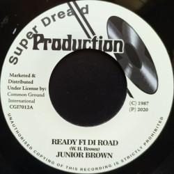 Junior Brown - Ready Fi Di...