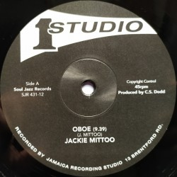 Jackie Mittoo - Oboe / Wall...