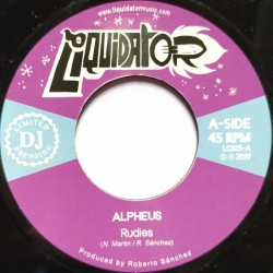 Alpheus - Rudies / Our Time...