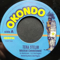 Tena Stelin - Musical...