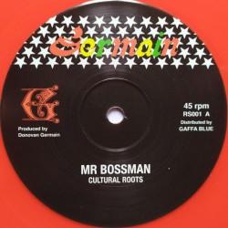 Cultural Roots - Mr Bossman...