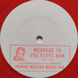 Prince Buster - Message To...