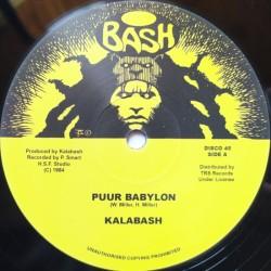 "Kalabash - Puur Babylon 12"""