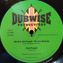 Martin Melody - We Are Jah...