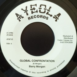 Barry Morgan - Global...