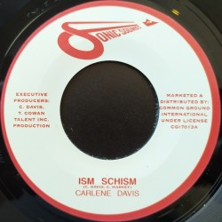 """Carlene Davis - Ism Schism 7"""""""