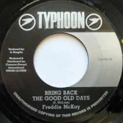 Freddie McKay - Bring Back...