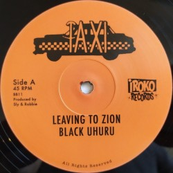 Black Uhuru - Leaving To...
