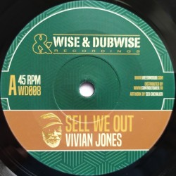 Vivian Jones - Sell We Out 7""