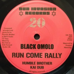 Black Omolo - Run Come...