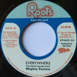 Mighty Fantels - Everywhere 7""