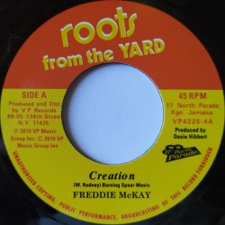 Freddie McKay - Creation 7""
