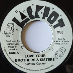 Johnny Clarke - Love Your...