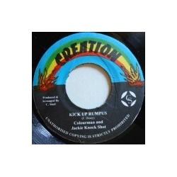 Colorman, Jackie Knock Shot...