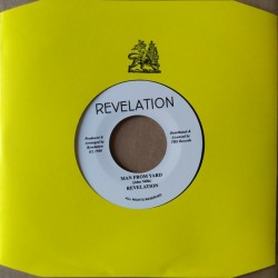 Revelation - Man From Yard 7""