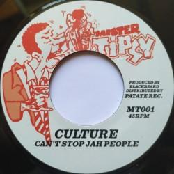 Culture - Can't Stop Jah...