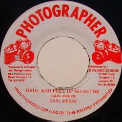 Carl Meeks - Haul & Pull Up...
