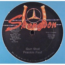 Frankie Paul - Gun Shot 12""
