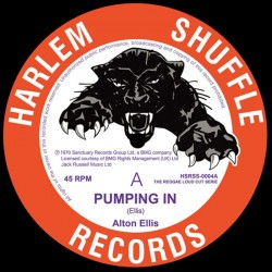 Alton Ellis - Pumping In /...