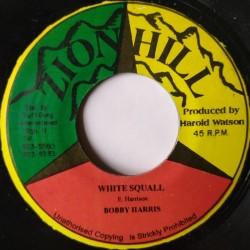 Bobby Harris - White Squall 7""