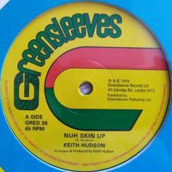 "Keith Hudson - Nuh Skin Up 12"""