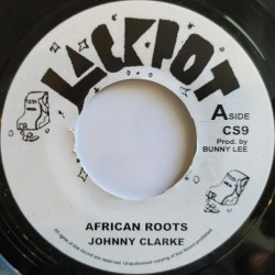 Johnny Clarke - African...