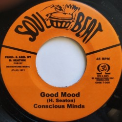 Conscious Minds - Good Mood 7""