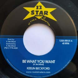 Keelin Beckford - Be What...