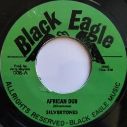 "Silvertones - African Dub 7"""