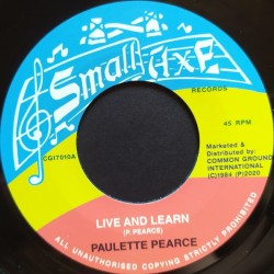 Paulette Pearce - Live And...
